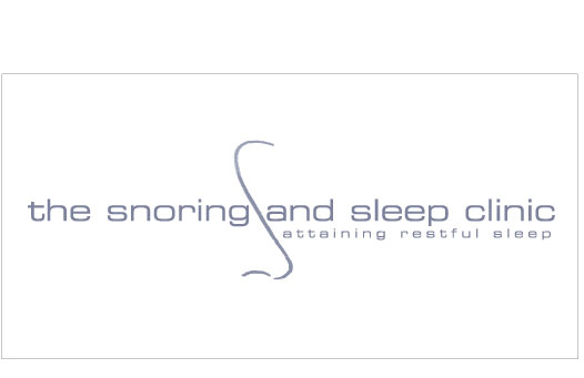 Snoring and Sleeping Clinic Brand Logo